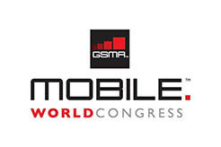 sistema de guia de áudio Mobile World Congress